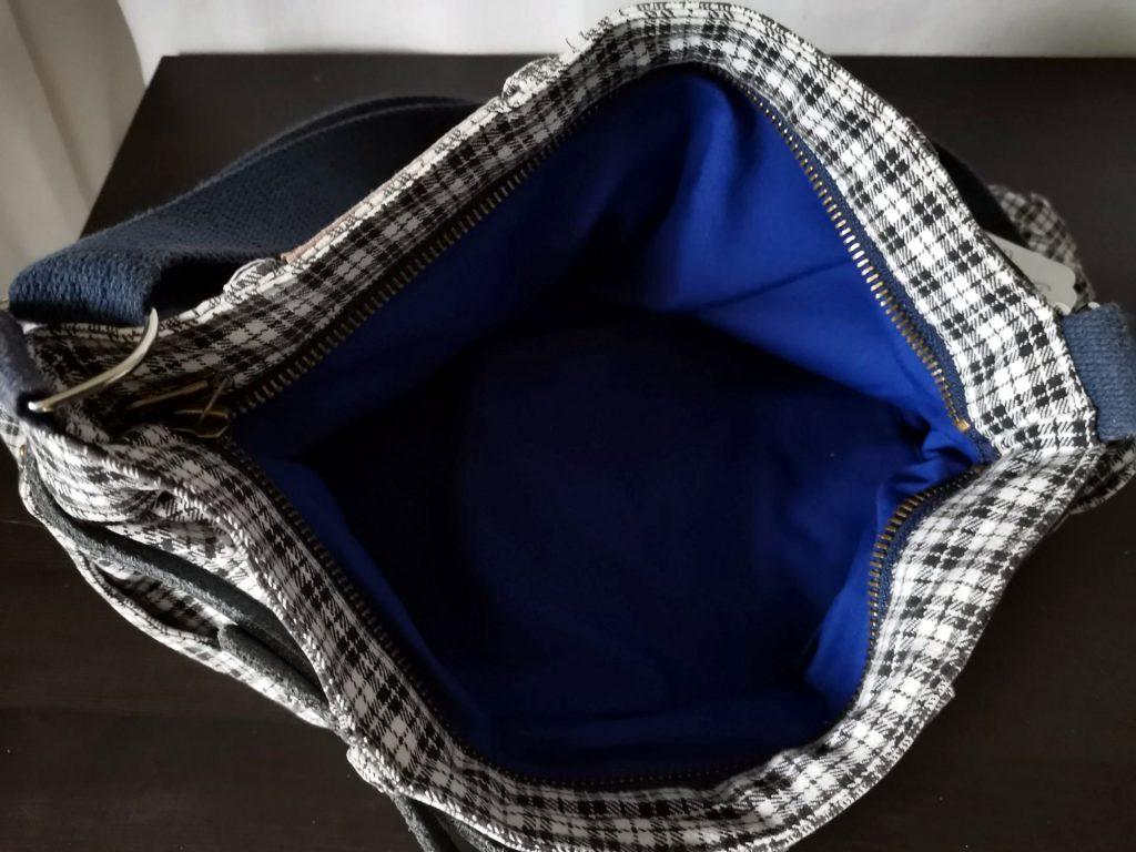 Bragoù écossais - Sac fond de pantalon tissu - Modèle Unique