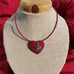 Collier Saint Valentin 2